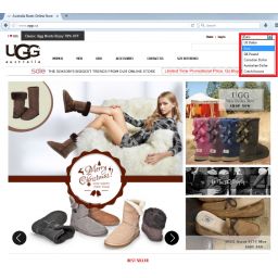 Praznične prevare: Čuvajte se reklama za jeftine Uggs čizme